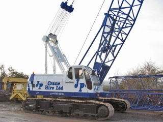 For Sale - Sumitomo 65T SC650 Crawler Crane