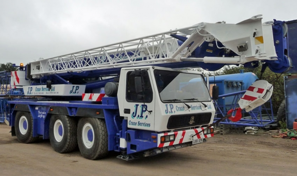 Grove GMK 3050 50T All Terrain Crane